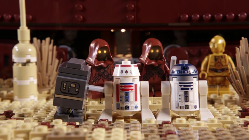 Epic Droid Solo – LEGO Star Wars – May the 4th – #LEGODroidDays