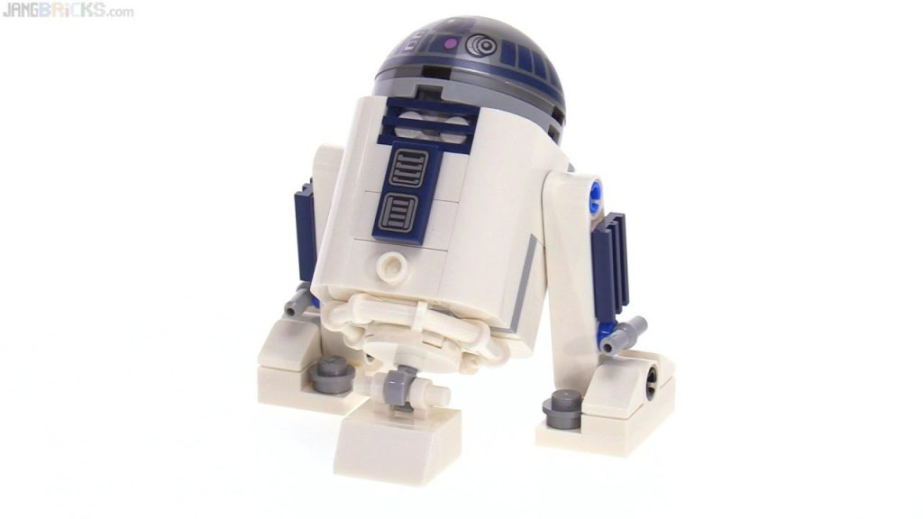 LEGO Star Wars 2017 promotional R2-D2 review! 30611