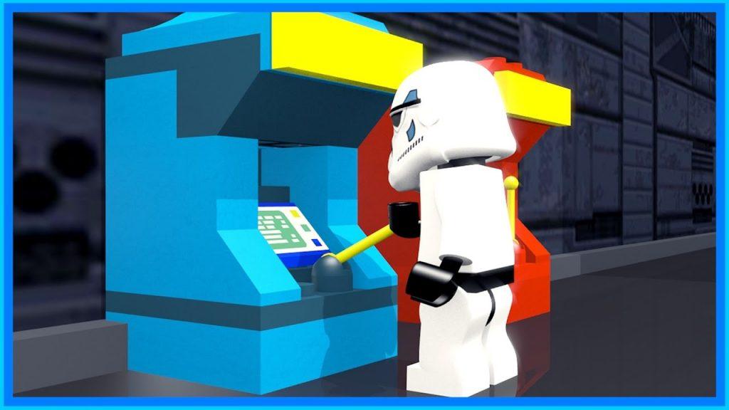 LEGO STAR WARS – ARCADE GAME