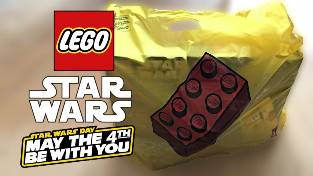 LEGO Star Wars May the 4th 2017 Haul!
