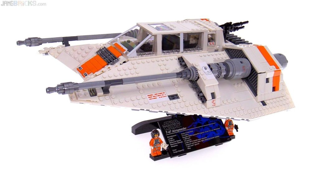 Review: LEGO Star Wars UCS Snowspeeder 75144