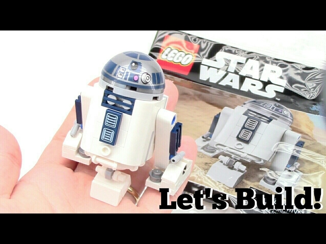 LEGO Star Wars: R2-D2 30611 to be May the 4th Promo Polybag – Let's Build!