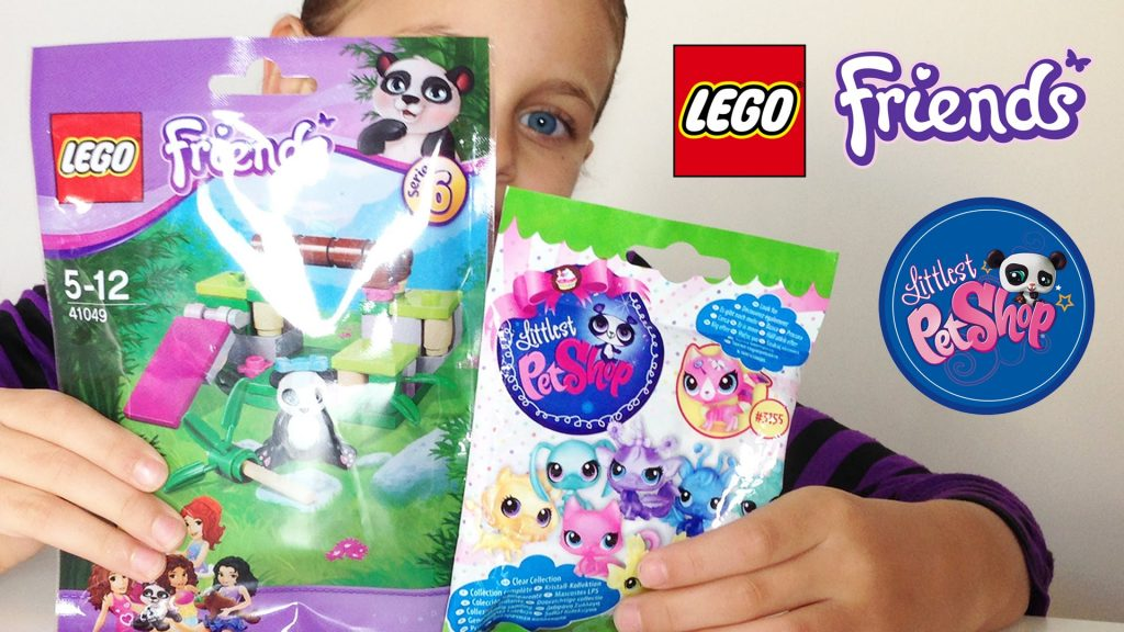 [JOUET] Lego Friends Panda , Littlest Pet Shop – Toys