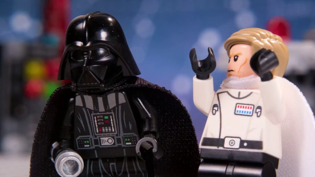 Star Wars: Rogue One As Told By LEGO – Mini Movie
