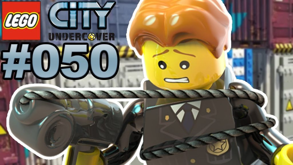 LEGO CITY UNDERCOVER #050 Ab nach Auburn 🐲 Let's Play LEGO City Undercover [Deutsch]