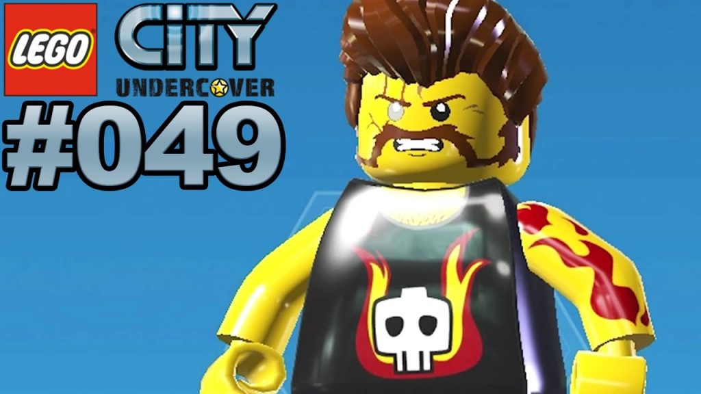 LEGO CITY UNDERCOVER #049 Gerangel auf den Dächern 🐲 Let's Play LEGO City Undercover [Deutsch]