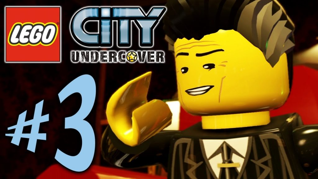 Lego City Undercover – Parte 3: O Infiltrado!!! [ Xbox One – Playthrough ]