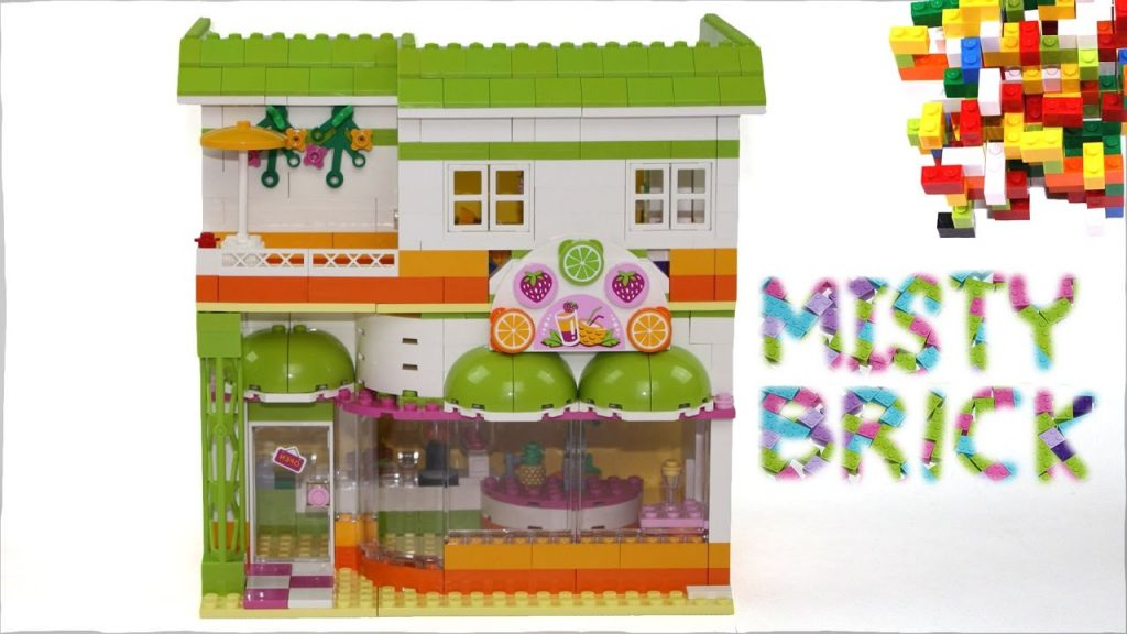 Lego Friends House Bar by Misty Brick.