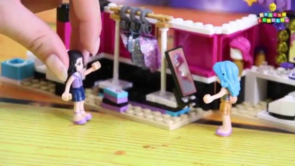 Pop Star Dressing Room / Garderoba gwiazdy pop – 41104 – Lego Friends
