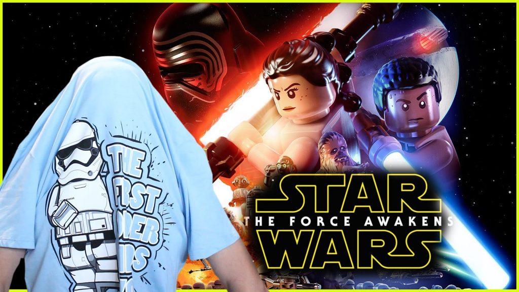 Ο Πανάσχημος Darth Vader! (Lego Star Wars: The Force Awakens)