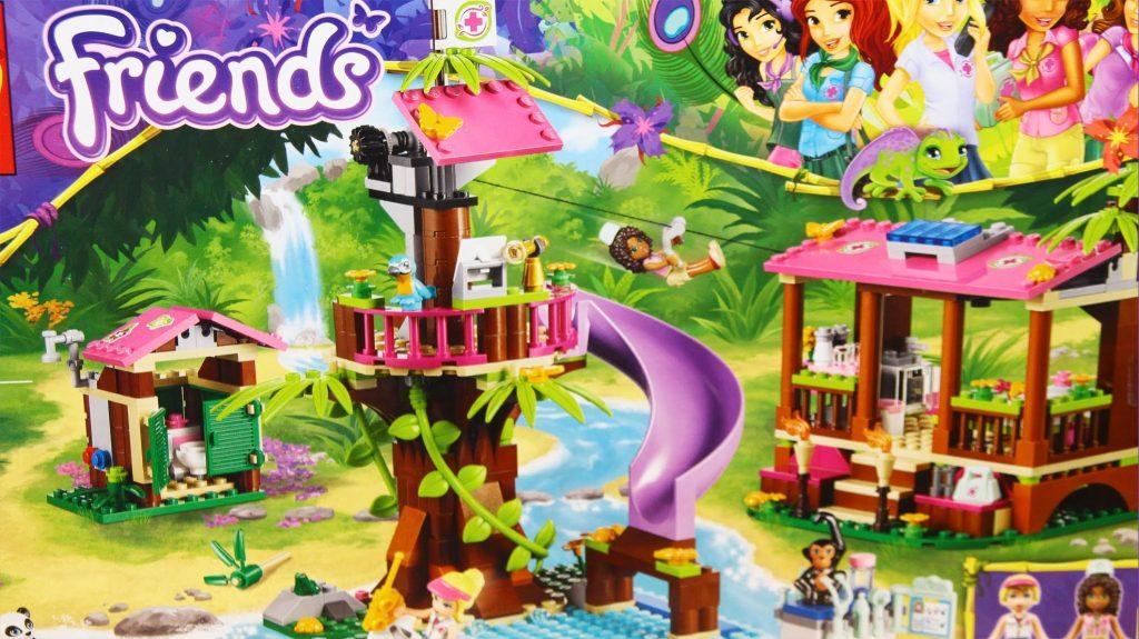 Jungle Rescue Base / Baza Ratownicza 41038 – Lego Friends – www.MegaDyskont.pl