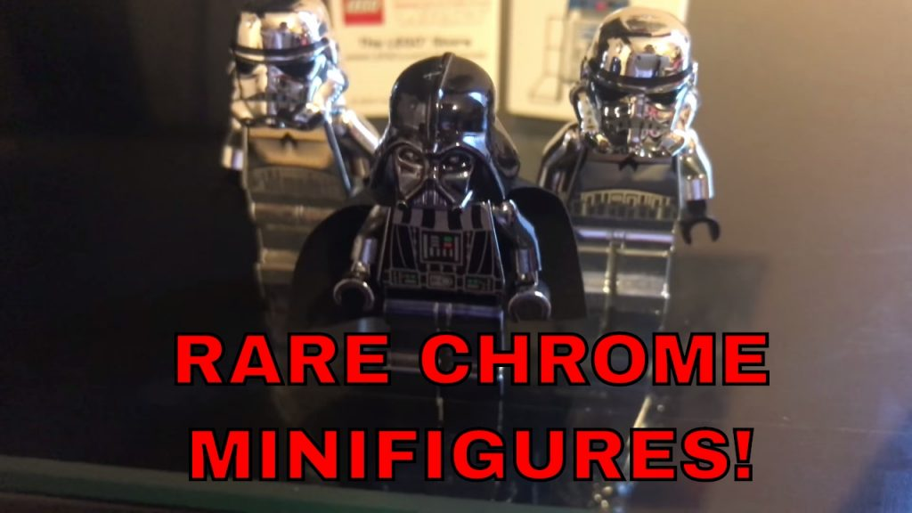 LEGO Star Wars Chrome Darth Vader & Chrome Stormtroopers eBay Haul!