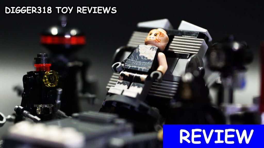 Lego 75183 Darth Vader Transformation Star Wars Review with 7251 Comparision