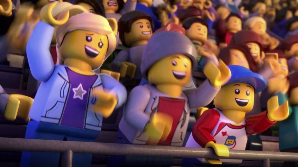 Record Ruckus – LEGO City – Mini Movie