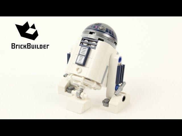 Lego Star Wars 3061 R2-D2 – Lego Speed Build