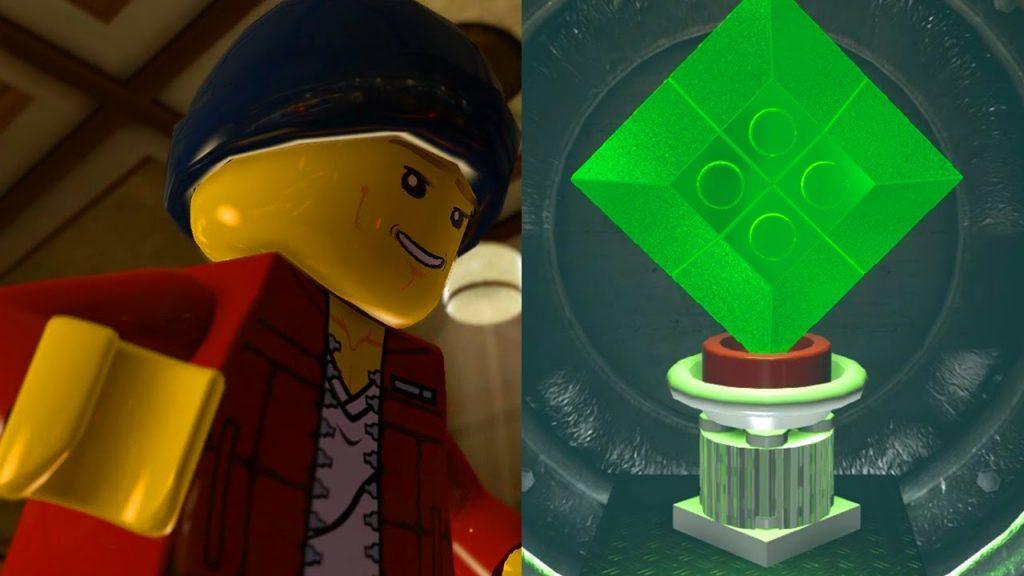 3.000.000$$$ SMARAGD KLAUEN !!! – Lego City Undercover