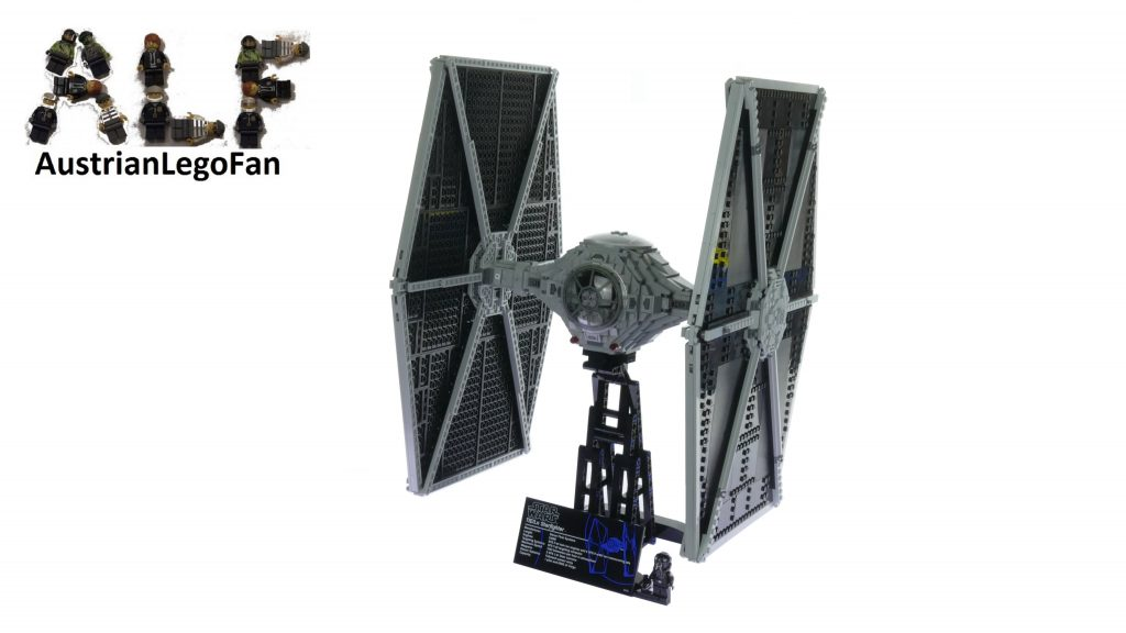 Lego Star Wars 75095 TIE Fighter™ Ultimate Collectors Series – Lego Speed Build Review