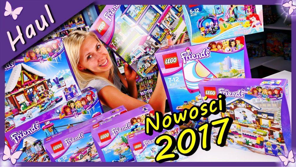 Nowości klocki LEGO FRIENDS 2017 !!! Haul Szpital Katamaran Zimowe zestawy!!!