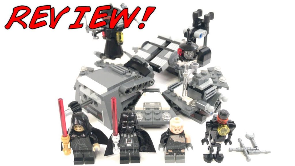 LEGO Star Wars Darth Vader Transformation Review! LEGO 75183 Review! Summer 2017 Set