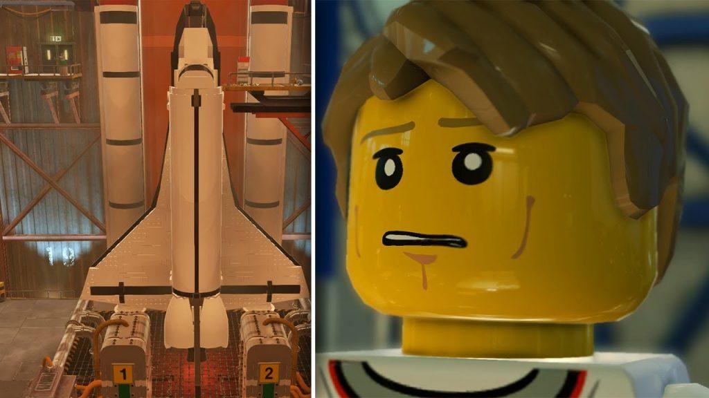 BEI DER NASA EINBRECHEN … – Lego City Undercover
