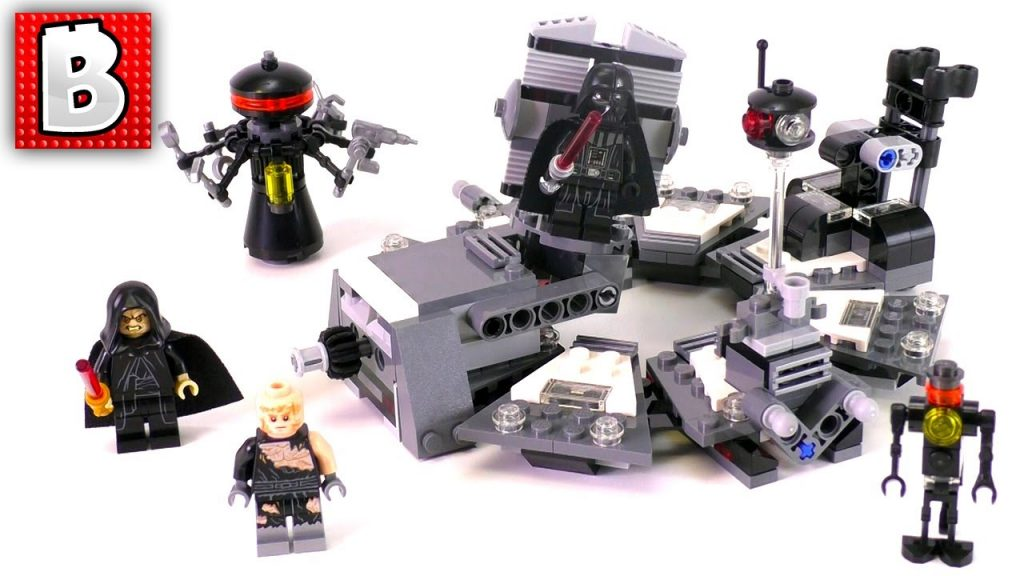 Awesome LEGO Darth Vader Transformation Review! Star Wars 75183 | Unbox Build Time Lapse