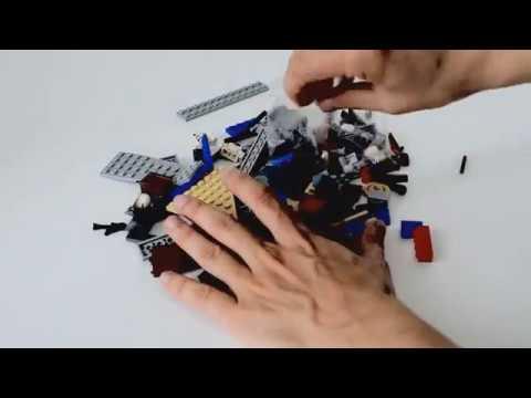 Lego Star Wars, X wing, Topgun construction