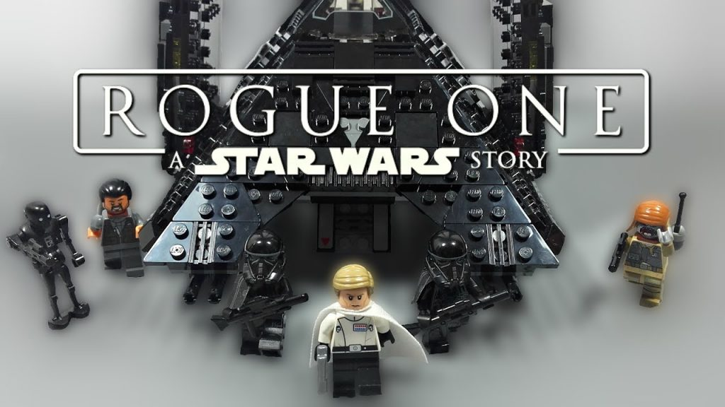 LEGO Rogue One: A Star Wars Story – Krennic's Imperial Shuttle (75156) – Review + Upgrade
