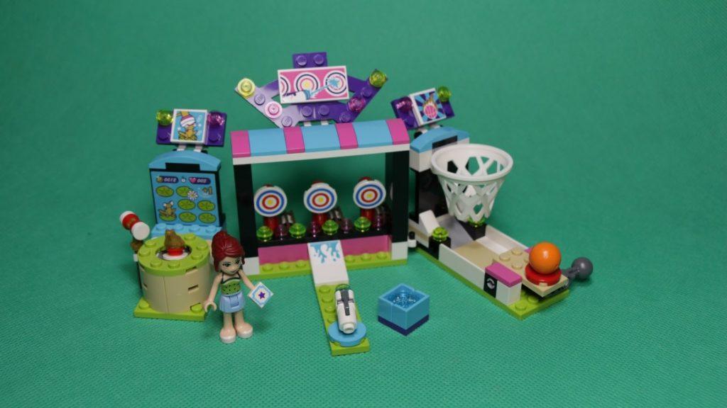 LEGO FRIENDS – AMUSEMENT PARK ARCADE, 41127 / ЛЕГО ФРЕНДС – ПАРК РАЗВЛЕЧЕНИЙ: ИГРОВЫЕ АВТОМАТЫ.