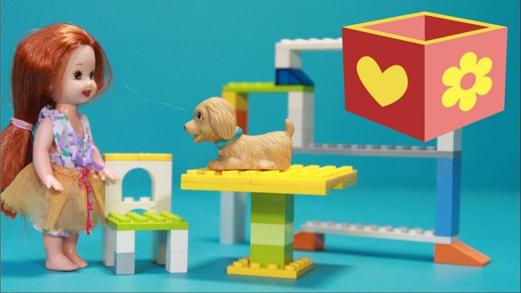 Lego friends | Bellboxes | Build setup for girls