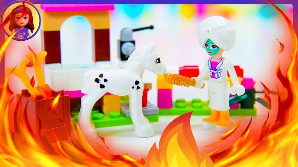 What to do with Fake Copycat Lego – Lego Burn