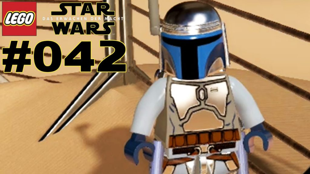 LEGO STAR WARS DAS ERWACHEN DER MACHT #042 Jango Fett ★ Let's Play The Force Awakens [Deutsch]