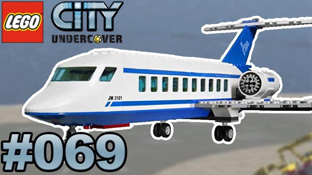 LEGO CITY UNDERCOVER #069 Erkundung des Flughafens 🐲 Let's Play LEGO City Undercover [Deutsch]