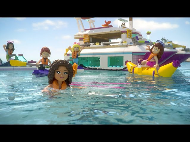 The perfect Summer day – LEGO Friends – Mini Movie