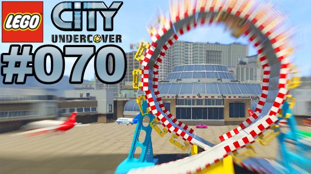 LEGO CITY UNDERCOVER #070 Looping Rennen 🐲 Let's Play LEGO City Undercover [Deutsch]