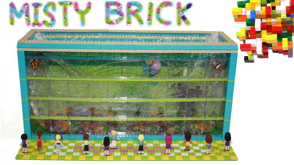 Lego Friends Big Fish World Aquarium by Misty Brick.