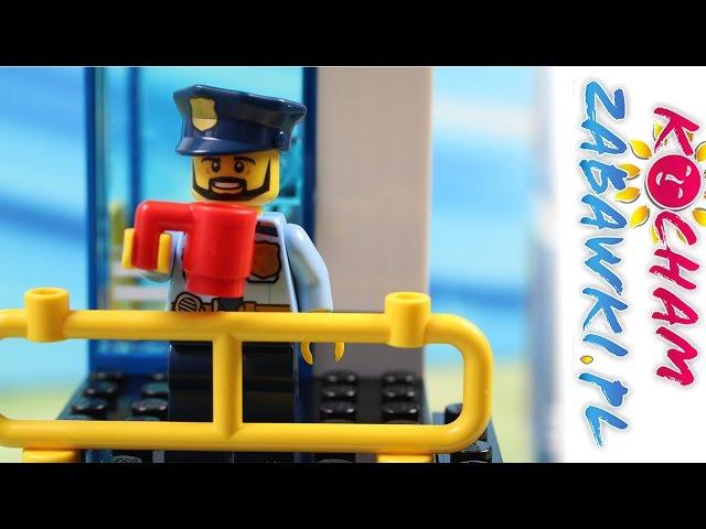 Więźniowie – Lego City Policja – Bajki dla dzieci