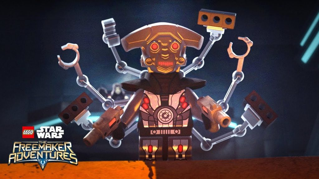Trouble on Tibalt | LEGO Star Wars: The Freemaker Adventures | Disney XD