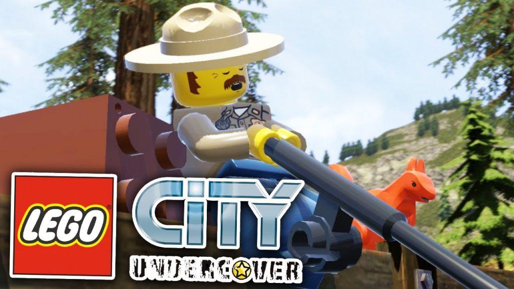 DACHKLETTERN | Folge 4 | Lego City Undercover