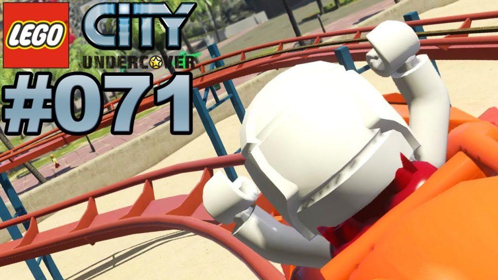 LEGO CITY UNDERCOVER #071 Paradise Sands Achterbahn 🐲 Let's Play LEGO City Undercover [Deutsch]