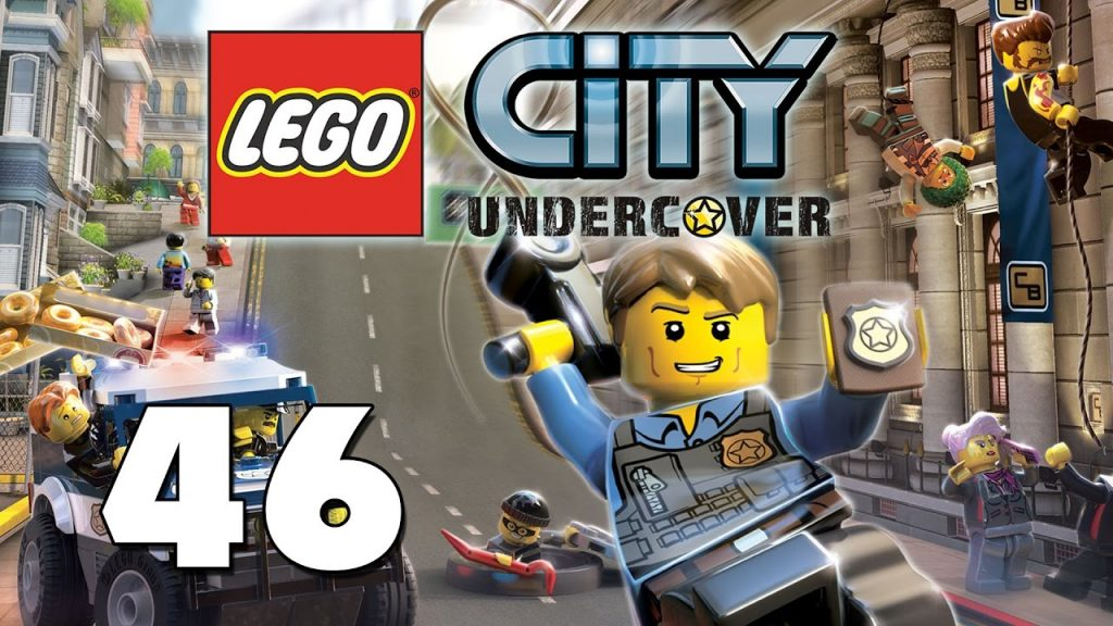 Let's Play: Lego City Undercover #46 – Hoch hinaus
