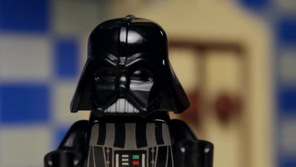 Lego Star Wars – Darth Vader slaví Den otců