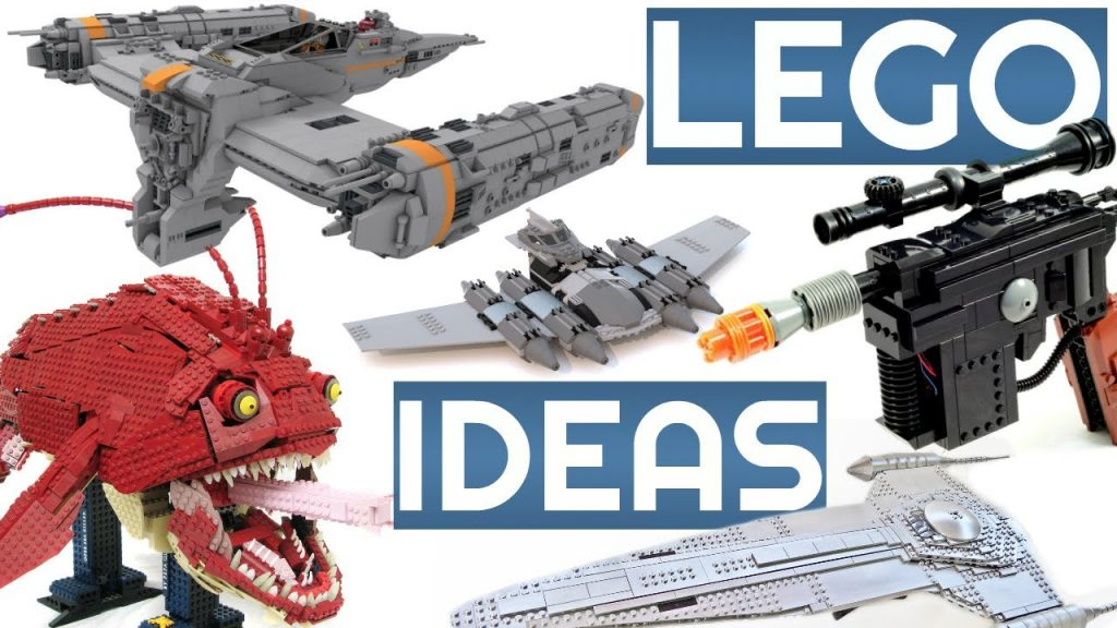LEGO STAR WARS IDEAS #2