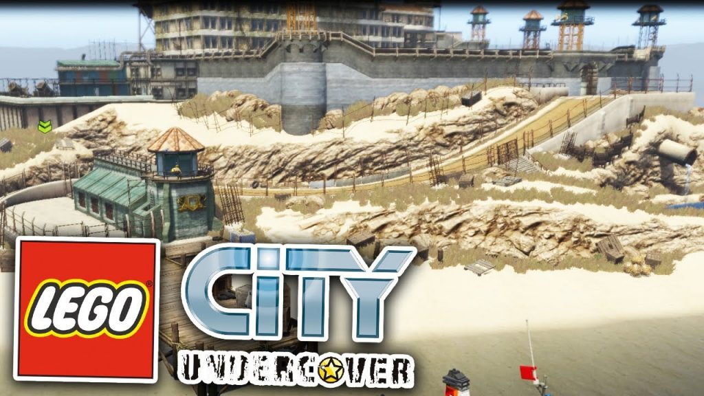 INS GEFÄNGNIS | Folge 5 | Lego City Undercover