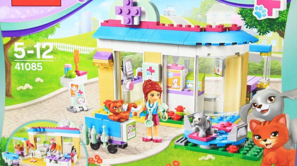 Vet Clinic / Lecznica dla Zwierząt 41085 – Lego Friends – MegaDyskont.pl
