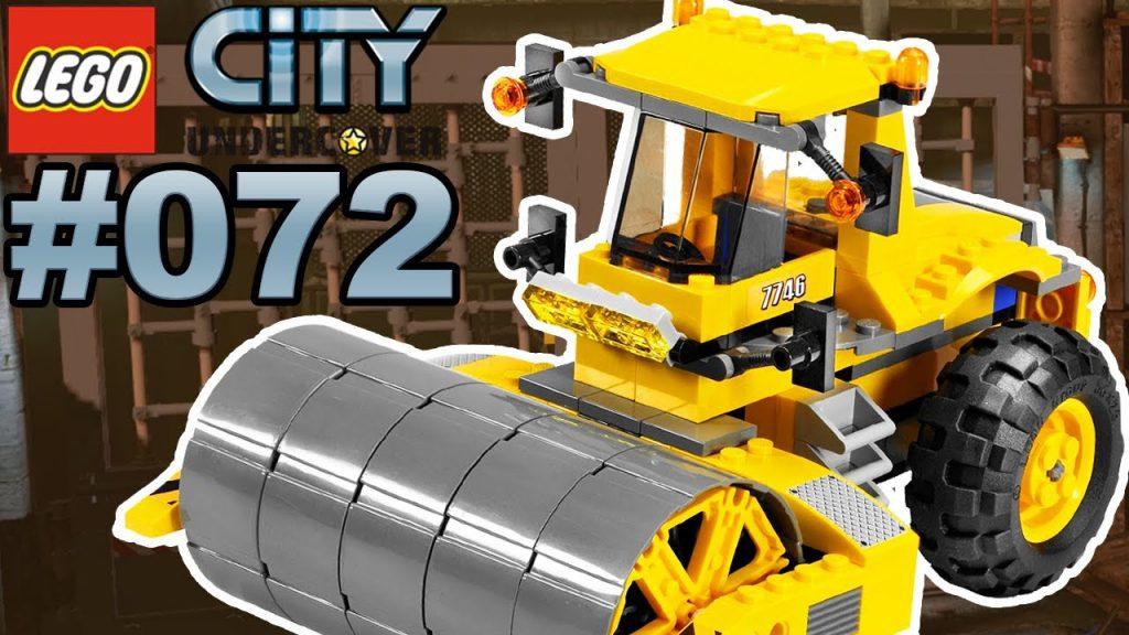 LEGO CITY UNDERCOVER #072 Eine neue Baustelle 🐲 Let's Play LEGO City Undercover [Deutsch]