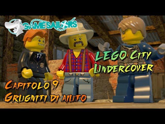 LEGO City Undercover – Nuova versione – 9° Capitolo!