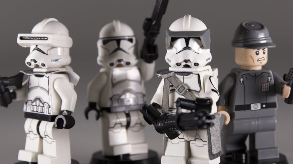 Star Wars Battlefront 2 Classes LEGO Tutorial