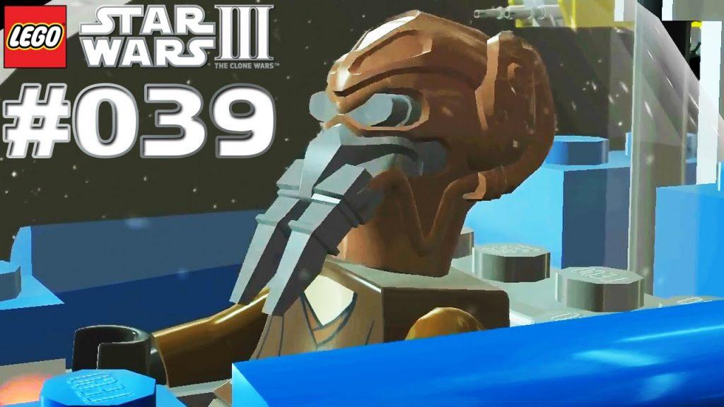 Let's Play LEGO Star Wars 3 The Clone Wars #039 Plo Koon [Together] [Deutsch]