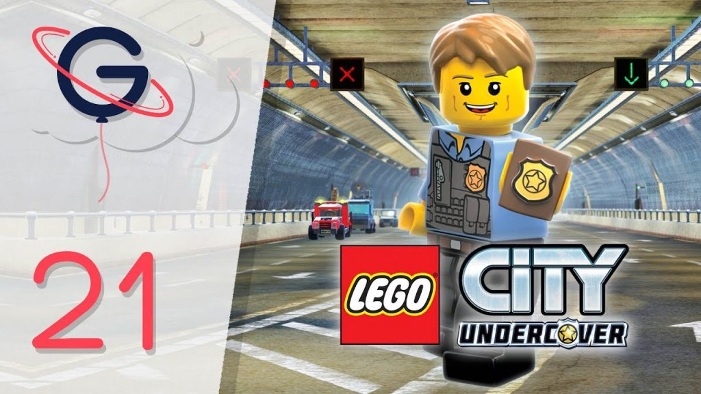 LEGO CITY UNDERCOVER : MODE LIBRE FR #21 – Grand Canal et Tunnel !