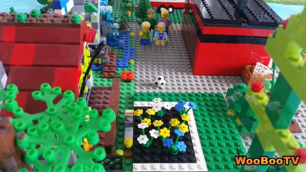 LASTENOHJELMIA SUOMEKSI – Lego city – Juhannus – osa 1